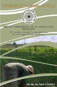 Tapa - Libro - Nuevos Fundamentos de la Agricultura Paraguaya (Custom)