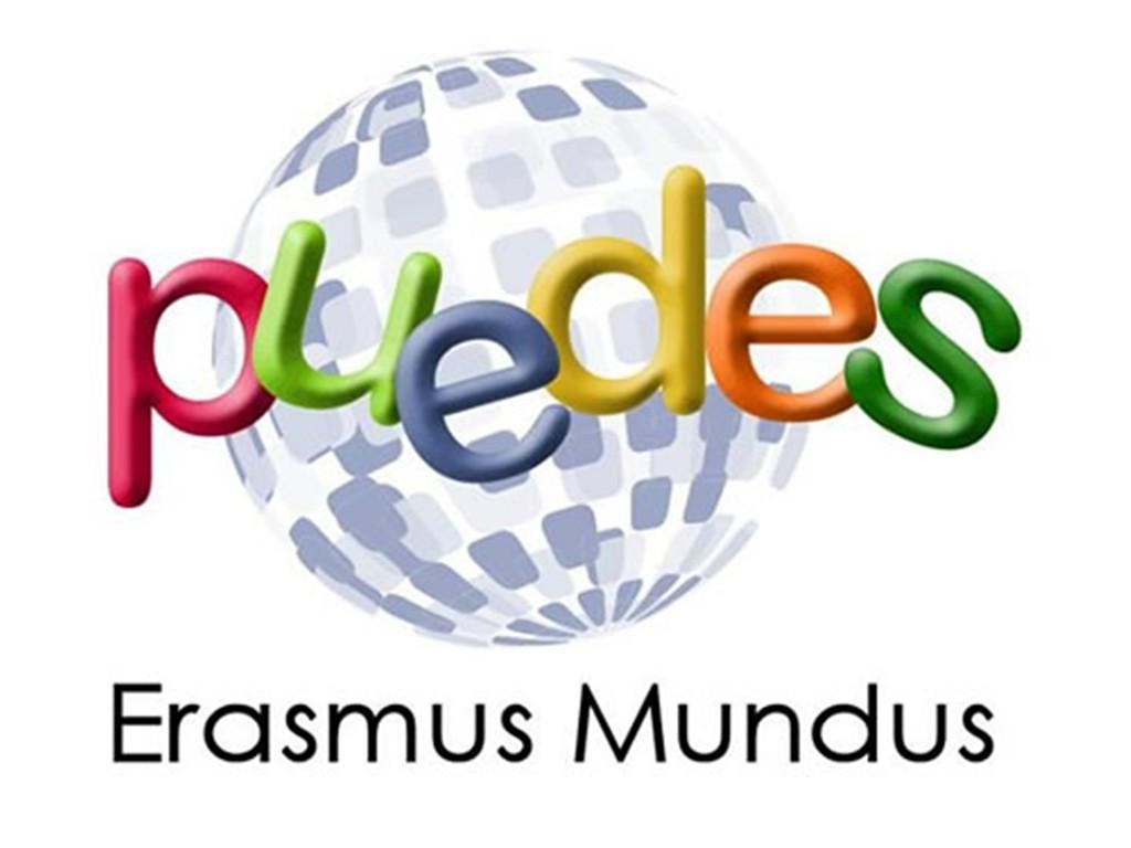 Becas PUEDES - Eramus Mundus