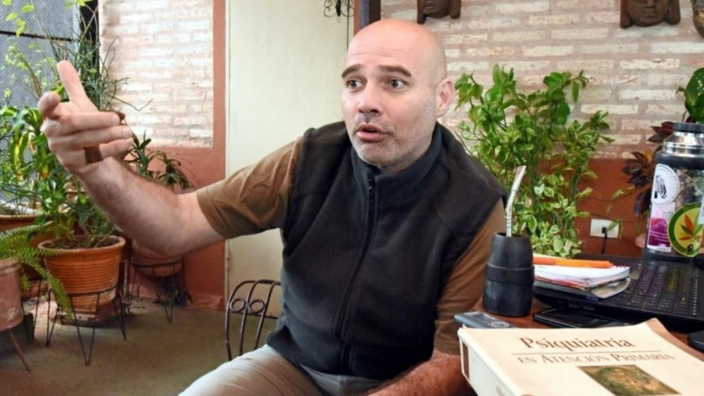 Dr. Agustín Barúa Caffarena - Foto: www.abc.com.py