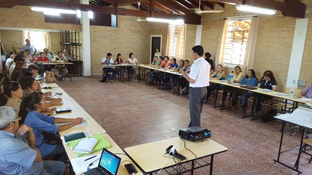 Especialización en Docencia universitaria 2016 (2)