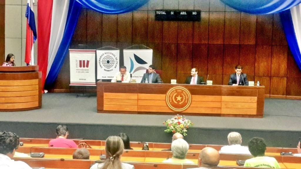 Presentación del Libro 'Deforestación e Impunidad'