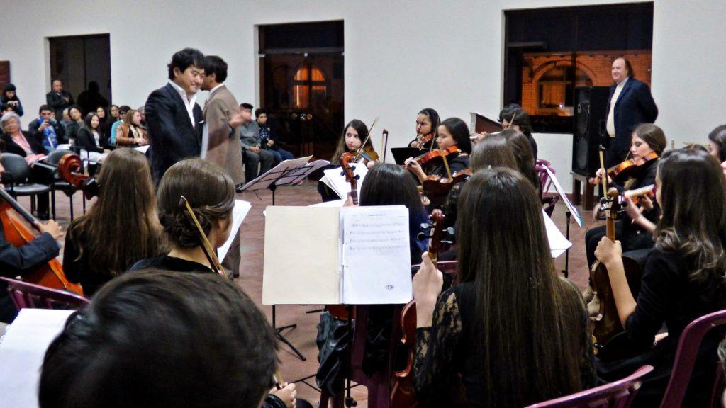Concierto de la Orquesta Sinfónica de la Ciudad de Pilar 'Sonidos de la Tierra' - Fotos: Alejandra Acosta