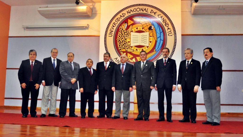 Reunión de Rectores de la AUPP (Foto de Archivo)