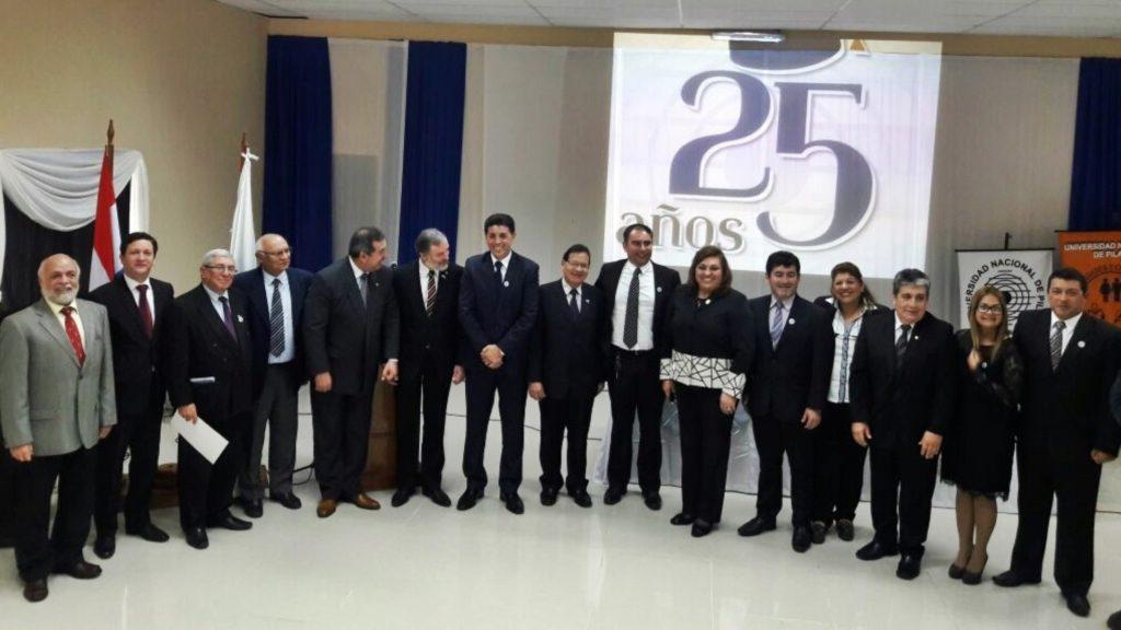 La UNP celebró su 25 Aniversario
