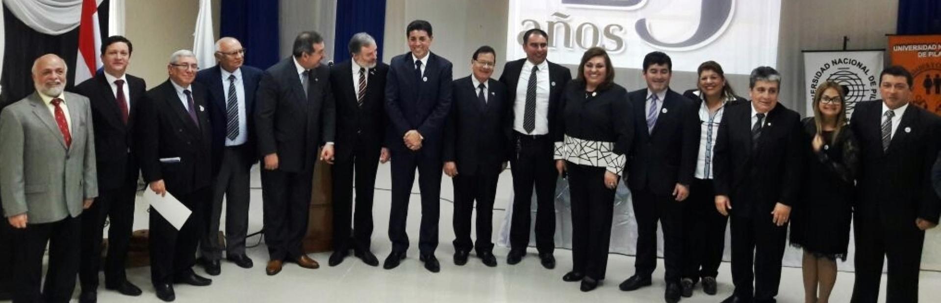 La UNP celebró su 25 Aniversario DESTACADO