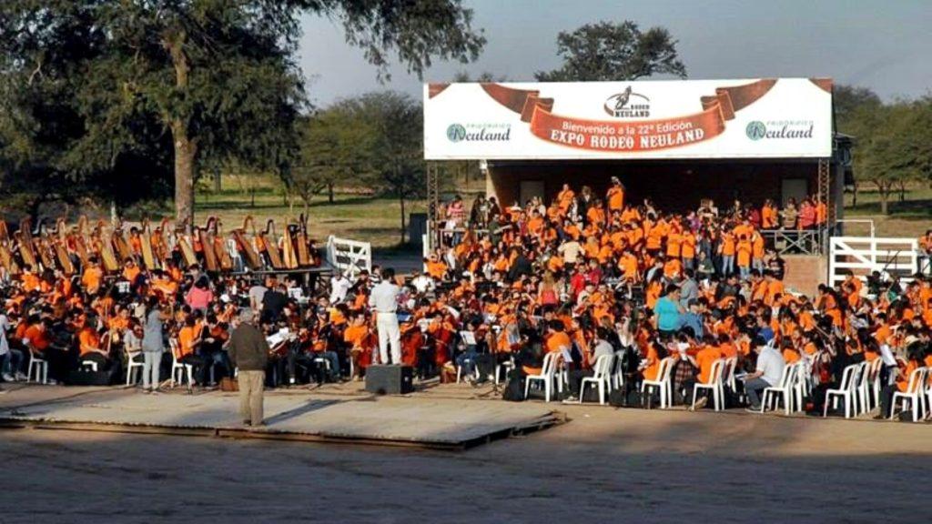 'Sonidos de la Tierra' en el Chaco Paraguayo