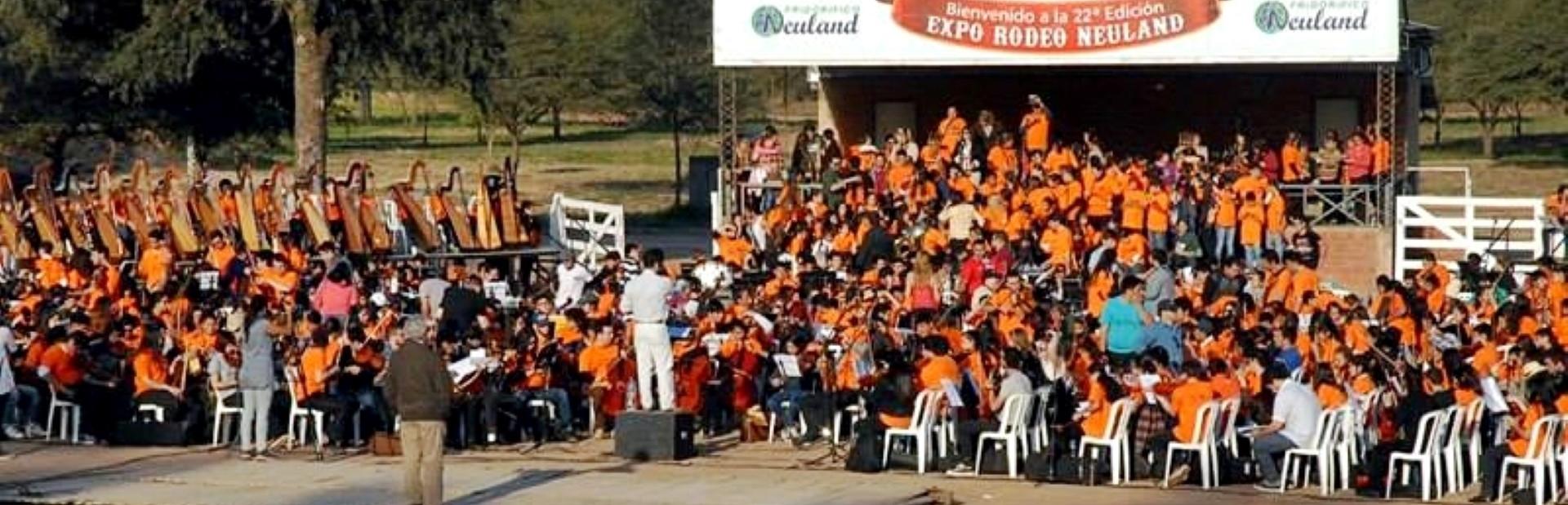 'Sonidos de la Tierra' en el Chaco Paraguayo DESTACADO