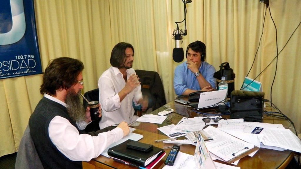 Entrevista a J. Benegas y E. Rinesi
