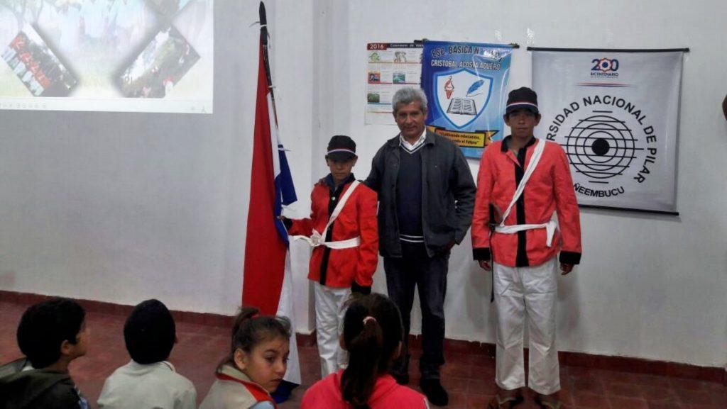 'Acosta Ñu' se proyecta en Potrero Bordón - Mayor Martínez