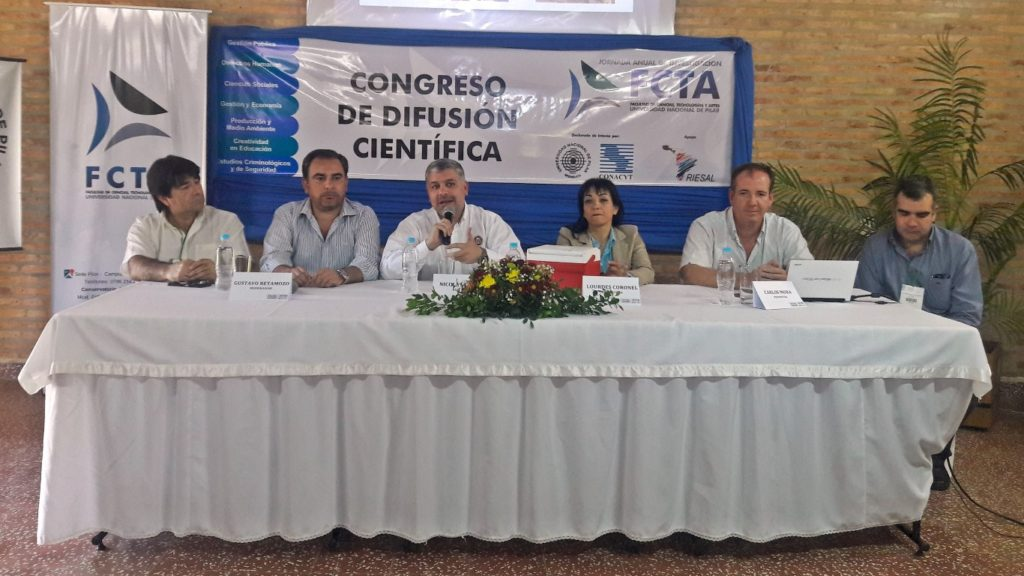 I Congreso de Difusión Científica